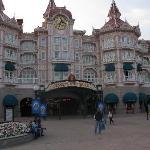 Parigi - Disneyland Paris - Ingresso