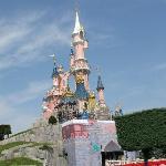 Parigi - Disneyland Paris - Castello