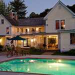 Enjoy our pool and hot tub!