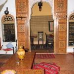 le riad traditionnel