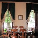 Dining Room at Inn 2