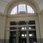 main entrance hall