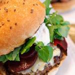 The Beet Burger