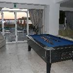 play pool by the pool