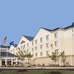 Hilton Garden Inn Gettysburg, located 1.3 miles from Downtown Historic Gettysburg!