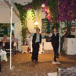 greek dancing by makis and yarni