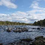 El rio  Juutuanjoki