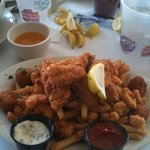 Seafood Platter - Very Good