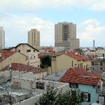 Balcony View fromVilla Vilina
