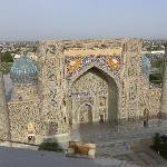 Ragistan square-Samarkand