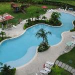 pool--crowning glory of this resort