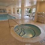Indoor Salt System Pool and Hot Tub