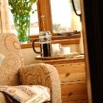 Relax in your B&B room
