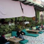 Varanasi - Lotus Lounge
