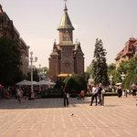 piazza opera, cattedrale ortodossa