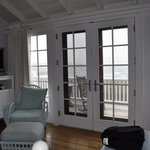 inside  Superior Beach Cottage