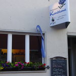 Front of Kornblume Restaurant