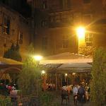 Taverna dei Frati Patio