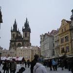 Adan y Eva, Praga
