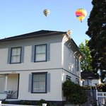 Arbor Guest House is the perfect lodging near Napa Valley and the Vineyards
