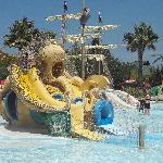 Aqua Park kids pool