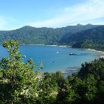View of Juara Beach! Amazing!