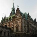 Rathaus building