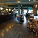Our bar/restaurant