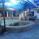 hottub pool