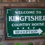 THE KINGFISHER SIGN