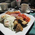 Dr Fox's Set Breakfast