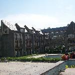 hotel centaur lakeview srinagar