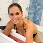 Armbad in unserer Kneipp-Badeabteilung