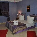 La chambre Morjana