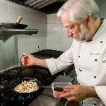 El chef Gonzalo Davila