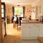 Kitchen in Farmhouse