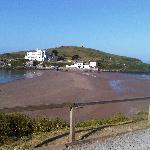 view burgh island