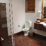 Regular bathroom