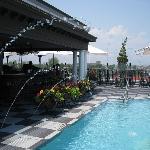 Pavillion Pool and Bar