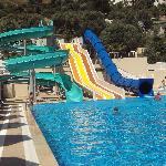 une piscine irréprochable