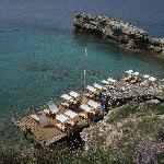 2nd sunbathing deck