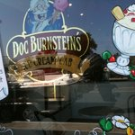 Window of Doc Burnstein's