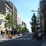 Luxembourg - Ave de la Gare Sud, 29 Mai 2011