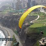 Paragliding Miraflores