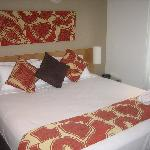 Nice King Size Bed
