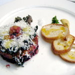 Roasted Beet Tartar