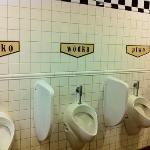 bagni degli uomini