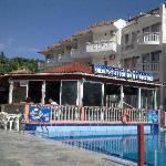 Anna's Pool bar