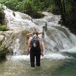 Mele Cascade Waterfall Walk