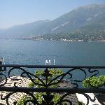 Bueautiful view of Lake Como